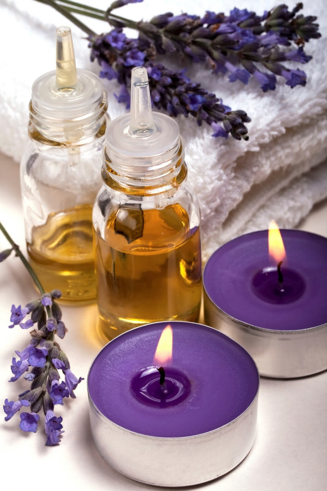 Can Aromatherapy Really Help Your Anxiety?  Read More Here